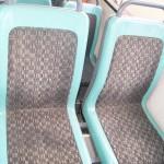 Komplet siedzeń